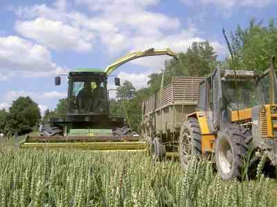 METIER DE L'AGRICULTURE