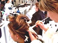 CAP coiffure CFA Institut professionnel Saint Louis
