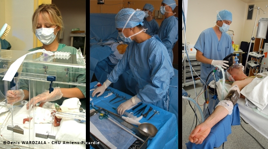 Ecole infirmier anesthesiste