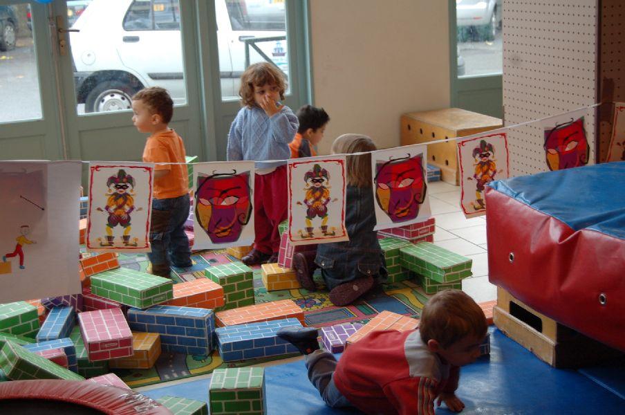 CAP petite enfance - LEAP les trois provinces - Cholet