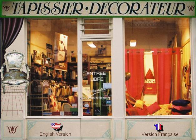 Tapissier D Ameublement Option Decor Paris
