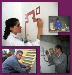 CFA des métiers du batiment et des travaux publics Montpellier