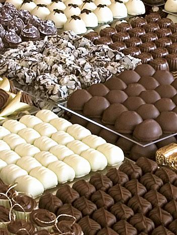 CAP chocolatier - CFA de Groisy