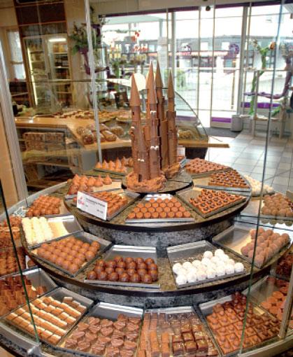 CAP chocolatier