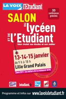 Salon tudiant lille for Salon etudiant calais
