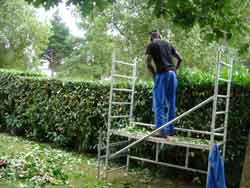 CAPA travaux paysagers - Nord Pas de Calais