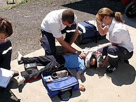 DE ambulancier en Pays de Loire