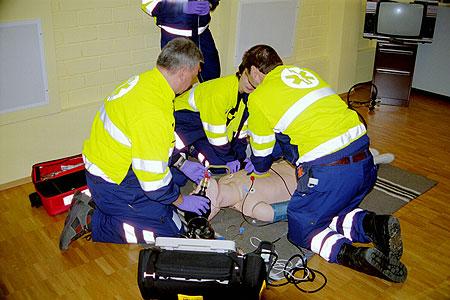 DE ambulancier en Lorraine