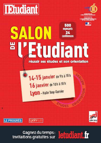 salon de l 39 tudiant lyon