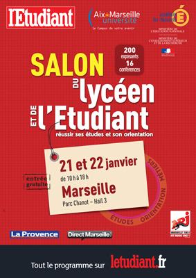 Salon tudiant marseille for Salon de l etudiant nice